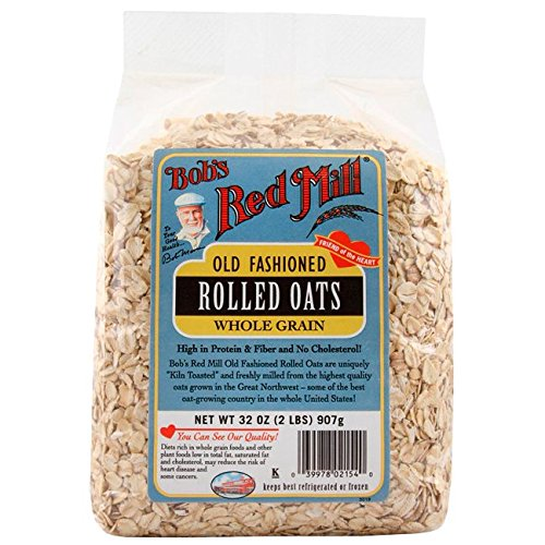 Bob's Red Mill Rolled Oats Regular Style, 32 ounce bag