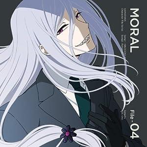 TVアニメ『ハマトラ』キャラクターファイルシリーズ file-04 モラル