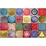 Piatnik Manhole Covers 1000 Piece Jigsaw Puzzle