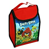 Angry Birds Vertical Lunch Bag With Top Flap