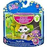 Littlest Pet Shop Fanciest Pets Series 1 Figure Monkey