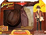 Rubies Indiana Jones and the Kingdom of the Crystal Skull Deluxe Action Set Child, Size 4 ...