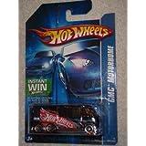 #2006 208 Gmc Motorhome Black 5 Spoke Wheels 07 Card Collectible Collector Car Mattel Hot Wheels 1:64 Scale