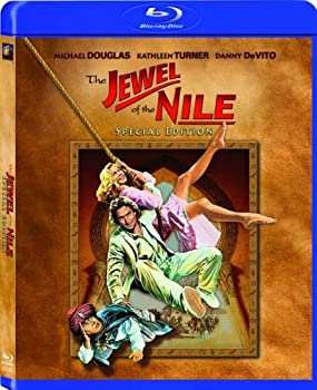 """Cover of """"The Jewel of the Nile [Blu-ray]..."""