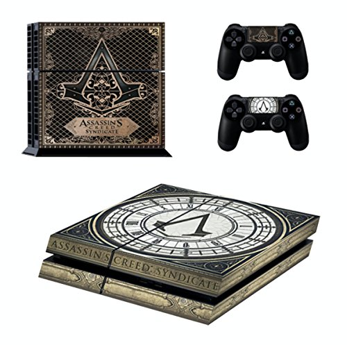 AL Pacino Assassins Creed Theme Sticker For Playstation 4