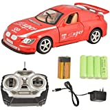 Nubela King Driver Remote Control Car Opening Doors Toys With Rechargeable Batteries (Colour May Wary)