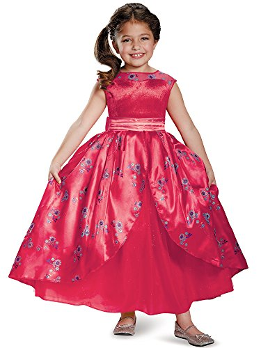Disguise Elena Ball Gown Deluxe Elena of Avalor Disney Costume