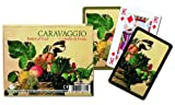 Caravaggio - Double Deck Playing Cards by Piatnik
