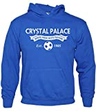 Crystal Palace Fan Children's Hoodie - Blue - 7-8 yrs