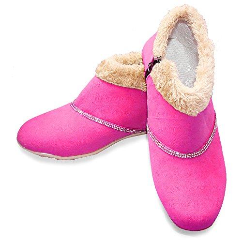 Friendhood Stylish Boots Size 37 - B01BBPVKRO