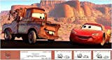 Disney Pixar CARS 'Two for the Road' Fine Art Giclee 13
