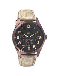 Titan Purple 9479AF03 Analogue Watch - For Men