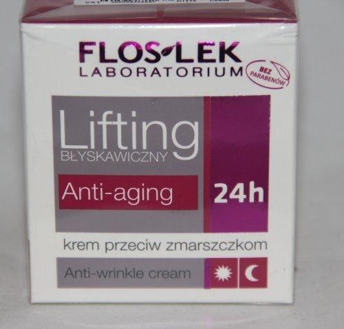 Flos Lek Laboratorium Lifting Anti-aging 24h Anti-wrinkle Cream 1. 7 Fl Oz