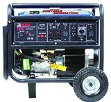 ETQ TG72K12 8,250 Watt 13 HP 420cc 4-Cycle OHV Gas Powered Portable Generator with Electric Start
