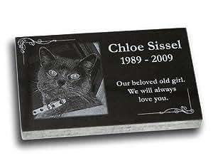 Amazon.com : Small Standard Pet Grave Marker - Pet