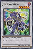Yu-Gi-Oh! - Junk Warrior (SDSE-EN043) - Structure Deck: Synchron Extreme - 1st Edition - Common