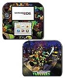 Teenage Mutant Ninja Turtles TMNT Leonardo Leo 3D TV Cartoon Movie Video Game Vinyl Decal Skin Sticker Cover for Nintendo 2DS System Console