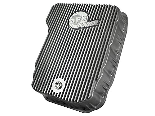 aFe Power 46-70060 Dodge Diesel Transmission Pan (Raw)