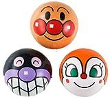 Anpanman - Ball (3pcs)