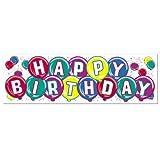 Happy Birthday Sign Banner