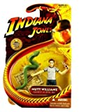 Indiana Jones Series 2: The Kingdom Of The Crystal Skull > Mutt Williams With Snake Act...