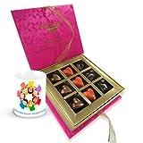 Mouth Watering Gift Hamper For Love Chocolates With Friendship Mug - Chocholik Belgium Chocolates