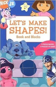 Create a Shapes Photo Book
