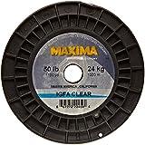 Maxima Fishing Line XB Service Spools, Clear, 50-Pound/1100-Yard