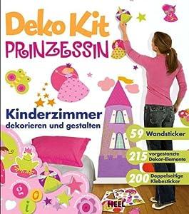 Deko Kit Prinzessin - Kinderzimmer dekorieren und