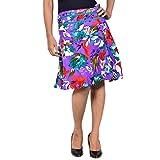 Vivaa Cotton Short Skirt - B00Q6NPQQI