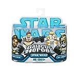 Star Wars Galactic Heroes Obi-Wan Kenobi & Clone Commander Cody Figure Set