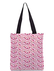 Snoogg Cute Aniskulls Poly Canvas Tote Bag