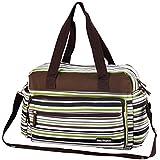 CLOSE OUT SALE Diaper Tote Bags , Satchel Bag / Extra Large Diaper Baby Bag Carry On / Duffel Diaper Bag / Shoulder...