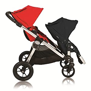 Amazon.com : Baby Jogger City Select Stroller with 2nd