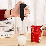 Classic Sleek Design Foamer / Frother / Whisker- For Caffãš Latte, Espresso, Cappuccino, Milkshakes, Lassi, Salad...