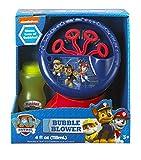 Little Kids PAW Patrol Motorized Bubble Machine (Includes 4 fl oz of bubble solution)