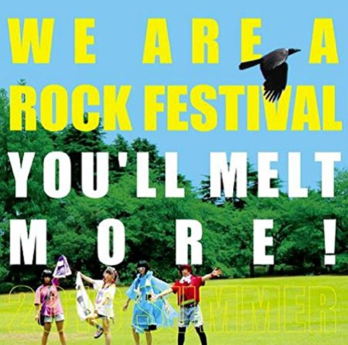 WE ARE A ROCK FESTIVAL