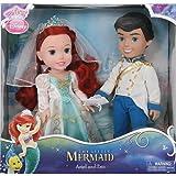 Disney Princess - Wedding Bells Ariel & Prince Eric Doll Set