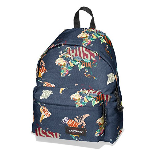 Eastpak Sac à dos loisir, Take A Trip (Multicolore) - EK62085H