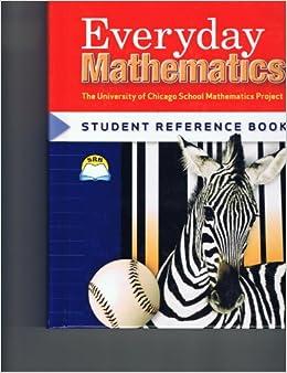 Everyday Mathematics: Student Math Journal