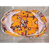 Bombay Dyeing Baby Jumbo Tent With Mosquito Net And Pillow - Yellow