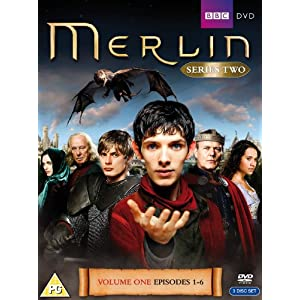 Merlin DVD Series 2 Volume 1
