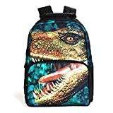 Apple Music Players – Koolertron Boys Girls 3D Animals Print Daypack of Dinosaurs
