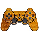 Inspirational Wizardry Quotes Design Print Image PS3 Dual Shock wireless controller Vinyl Decal Sticker Skin by Trendy Accessories