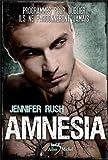 Amnesia, tome 1 par Jennifer Rush