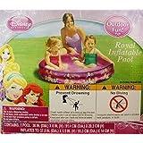 Disney Princess Royal Inflatable Pool-2 RingDisney Princess Royal Inflatable Pool-2 Ring