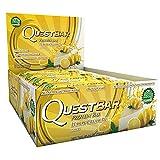 Quest Protein Bars Lemon Cream Pie 12 Bars