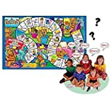 Ask And Answer Curious Kids Questions Laminated Games Super Duper Educational Learning Toy For Kids