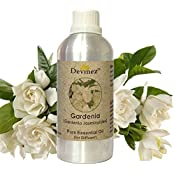 Devinez Gardenia Essential Oil For Electric Diffusers/ Tealight Diffusers/ Reed Diffusers, 1000ml