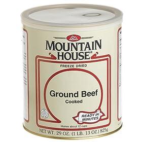 Mountain House #10 Can Freeze-Dried Food